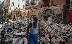 Caritas Internationalis helping Lebanon get back on its feet