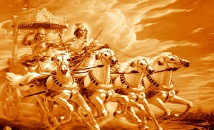 The Bhagavad-Gita - Introduction and Chapter Summaries