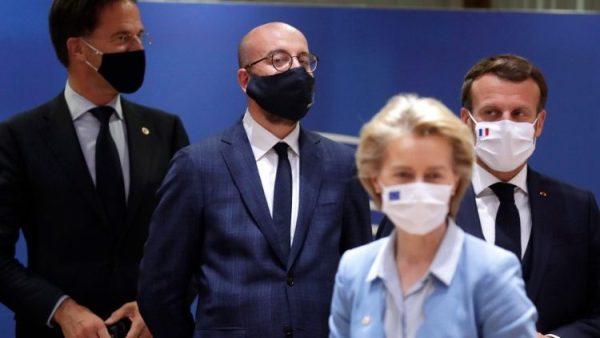 EU Leaders Agree On Coronavirus Fund Amid Tensions