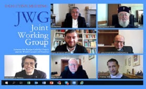 Executive Meeting of the Joint Working Group