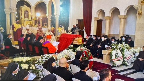 Pope pays tribute to late Armenian Catholic Patriarch Ghabroyan