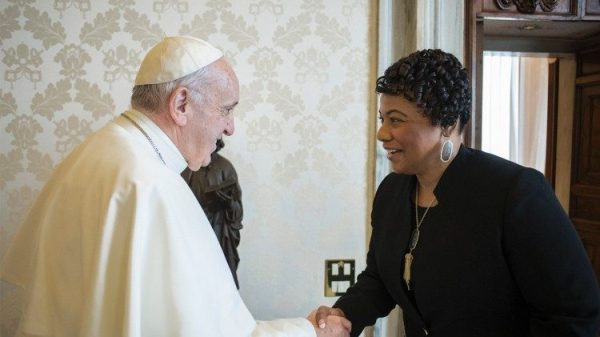 Dr. Bernice King: Pope Francis inspires us to overcome polarization