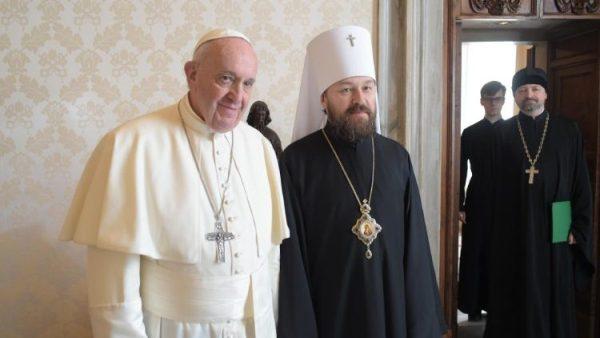 Metropolitan Hilarion: Christians should promote spirit of fraternity, interreligious dialogue