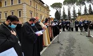 Ecumenical prayer in memory of Saint Gregory of Narek