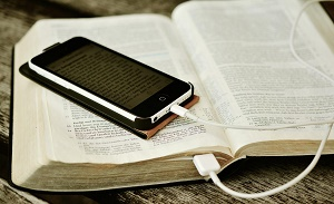 Being Lutheran: Real Presence in Digital Church