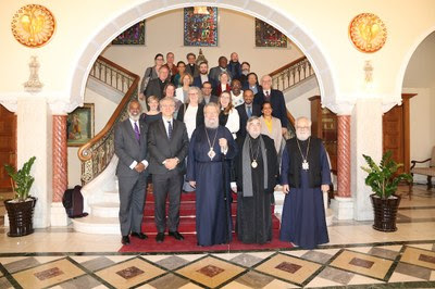 "WCC planning committee: 11th Assembly in 2021 ""Christ's love moves the world to reconciliation and unity"""