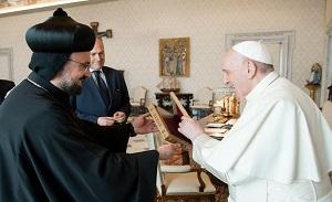 Visit of Archbishop Mor Anthimos Jack Yakoub
