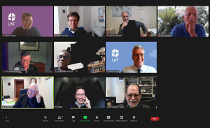 Joint Declaration Steering Committee meets virtually to continue the work of unity