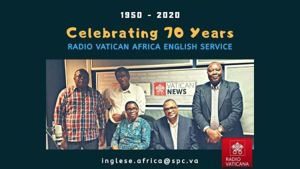 Vatican Radio celebrates 70th anniversary of broadcasts to Africa