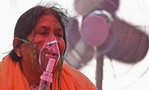 Covid-19: India passes 20 million cases amid oxygen shortage