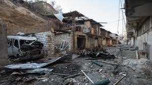 Azerbaijan, Armenia Accuse Each Other Of Deadly Breaches Of Truce