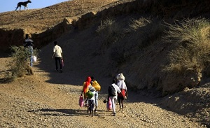 Eritrean soldiers accused of Tigray violence