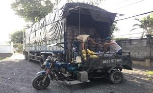 Jesuit Social Apostolate Office's Emergency Food Program Helps the Poor in Saigon