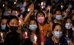 "Card. Bo: ""Killing must stop at once"" in Myanmar"