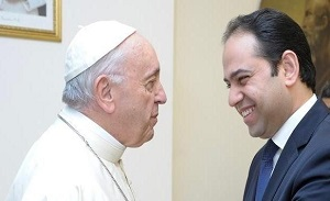 Abdel Salam: Pope's visit to Iraq significant for entire Arab region