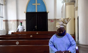 Nigeria: Bishop calls for an end to violence