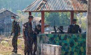 Myanmar: military raids on places of worship deplored