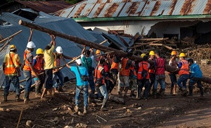 Pope prays for victims of floods in Indonesia and East Timor