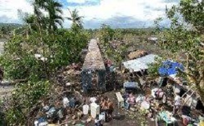 Caritas Philippines` global appeal for typhoon victims