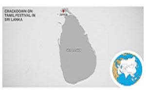 Sri Lanka Cracks Down on Hindu Festival Celebrations