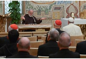 Fr. Cantalamessa: Third Lenten Reflection on Word of God