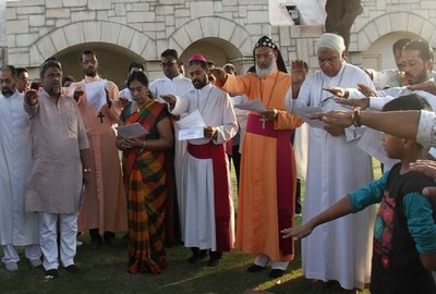 Catholics pray for peace as India-Pakistan tension continues