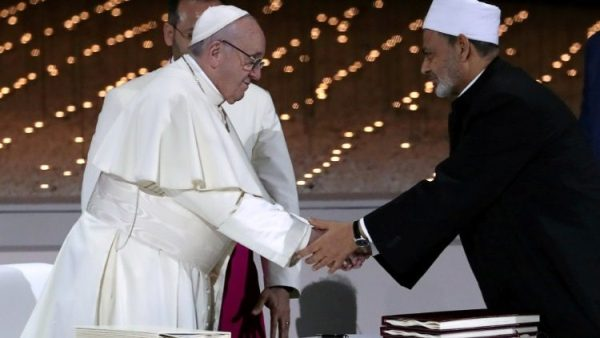 Pope Francis on Human Fraternity: We are all born of the same Father