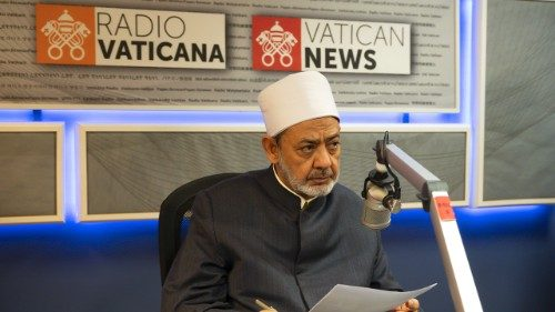 Grand Imam Al-Tayeb: ``Fratelli tutti`` important for Muslims too