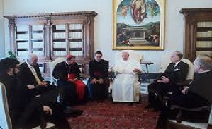Cardinal Koch attends zoom meeting with representatives of the World Jewish Congress