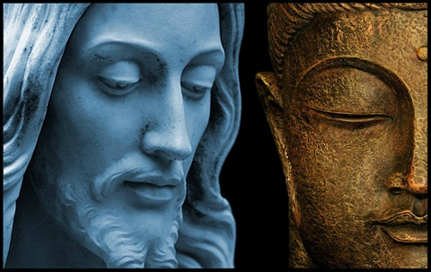 Comparing Christianity & Buddhism
