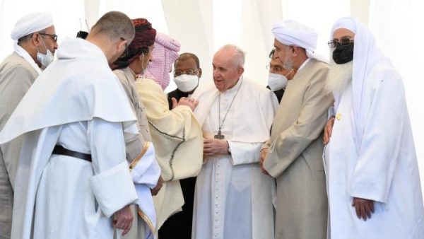 Pope Francis and Islam: three cornerstones of a magisterium