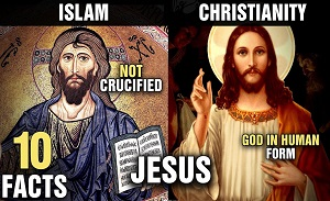 What does the Quran say about Jesus?
