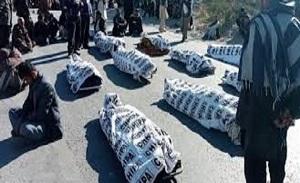 Pakistan: 11 Hazara miners killed in armed attack in Balochistan