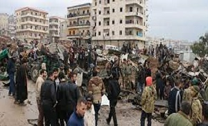 US condemns terror attacks killing 20 in N Syria