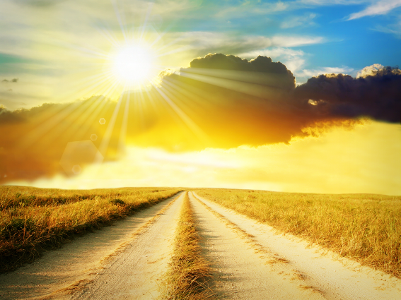 DAILY MEDITATION: ``I am the way, the truth and the life; no one comes to the Father but through me``
