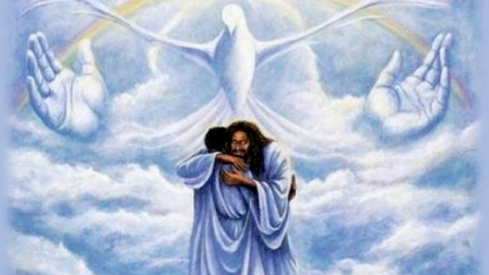 DAILY MEDITATION: ``As the Father has loved me, so I have loved you``