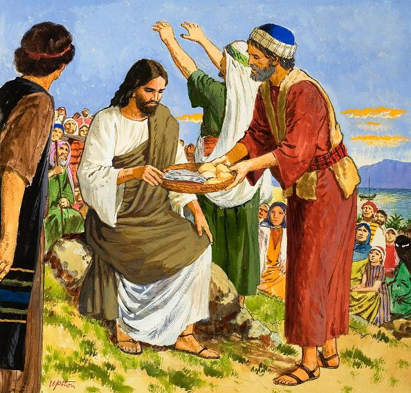 DAILY MEDITATION: ``He said this to test Philip, for He himself knew what He was going to do``
