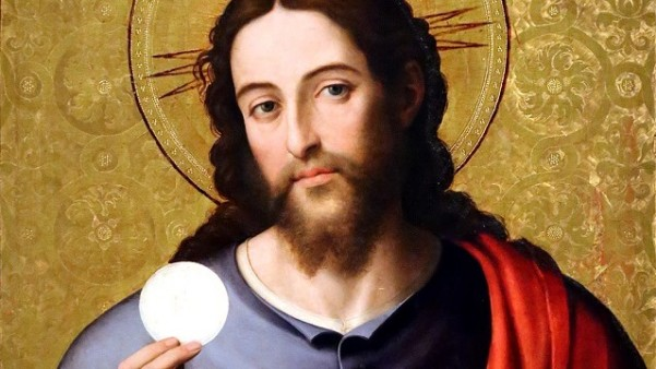 DAILY MEDITATION: ``My Father gives you the true bread from heaven``