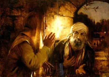 DAILY MEDITATION: ``You also must be ready, for the Son of Man will come at an hour you do not expect``