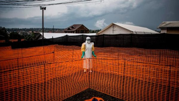 End of Ebola in DRC and a thank you to donors