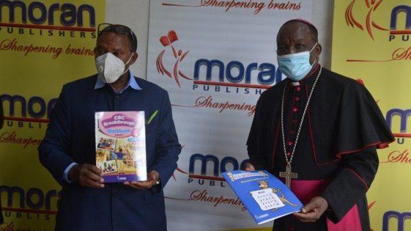 Kenya's flood and landslide-hit regions receive school books
