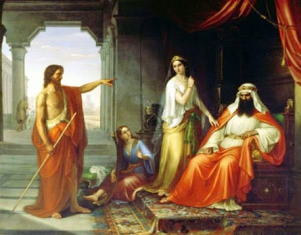 DAILY MEDITATION: ``The news about Jesus reached King Herod``
