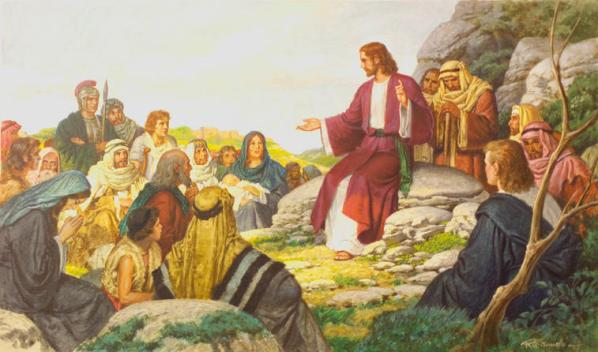 DAILY MEDITATION: ``Where two or three are gathered in my Name, I am there among them``