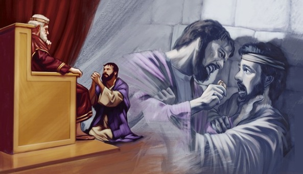 DAILY MEDITATION: ``Lord, how many times must I forgive the offenses of my brother or sister?``