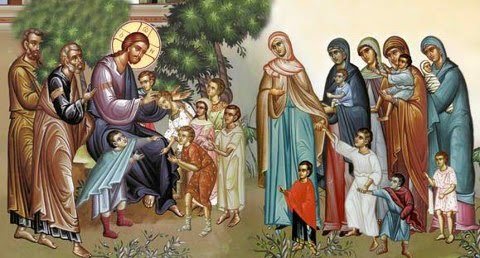 DAILY MEDITATION: ``Let them be! Do not stop the children from coming to me...``