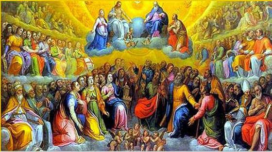 DAILY MEDITATION: ``Rejoice and be glad``