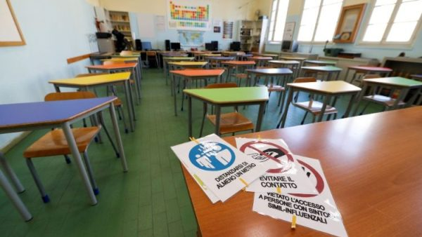 COVID-19/UNICEF Over half the world's student population unable to return to school
