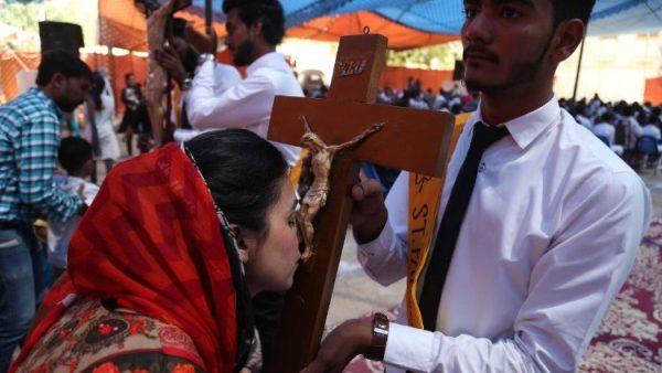Pakistan's minorities continue to suffer discrimination