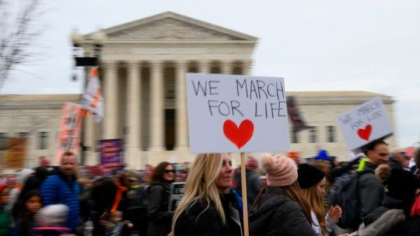 US March for Life 2021 to be held in virtual format