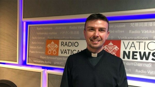 Pope names ecclesiastical assistant for Dicastery for Communication